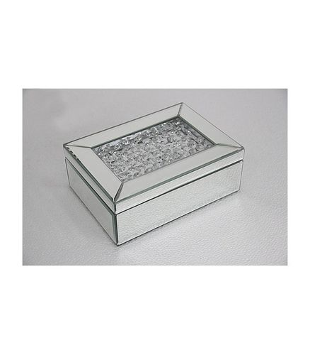 Crystal Decor Jewellery Box