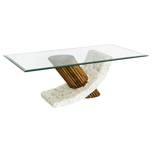 Bamby Mactan Stone Coffee Table